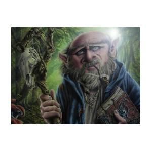 26+ Fantasy Art Male Gnome Wizard Images