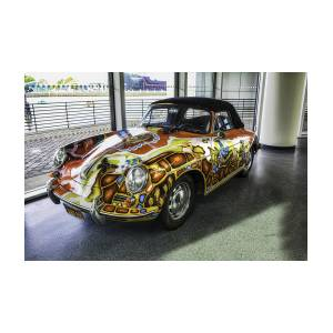 J Joplin Porsche 356 Cabriolet by Michael Rankin