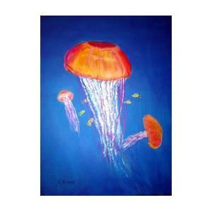 Jellyfish flow наплыв медуз игровой автомат кибер