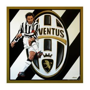 6b253bf81 Juventus Fc Turin Painting Painting by Paul Meijering