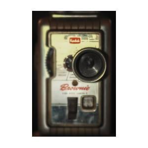 Kodak Brownie 8mm Movie Camera 1 by Michael Demagall