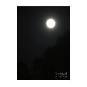 Moon Struck - Full Buck Moon - Waning Gibbous