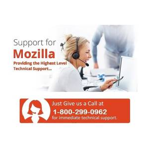 Mozilla Firefox Technical Support Number 1-800-299-0962