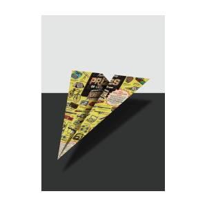 48b9ede8d394 Olympic Sales Club Comic Book Ad Paper Airplane Digital Art by YoPedro