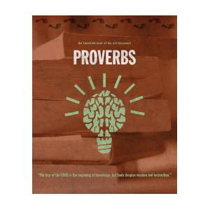 Proverbs Books Of The Bible Series Old Testament Minimal ...