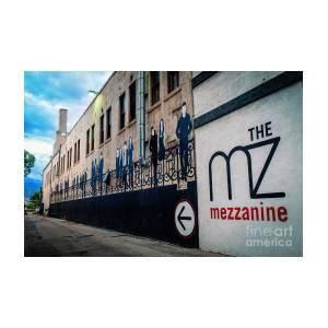 The Mezzanine Art Deco