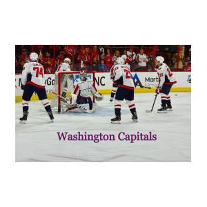 Washington Capitals Photograph by Lisa Wooten d777fe21e