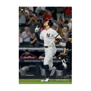 Boston Red Sox V New York Yankees by Jim Mcisaac