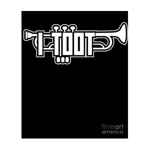2c96087c Funny Trumpet Player Gift For Trumpeters Musicians And Instrument Players  by Martin Hicks