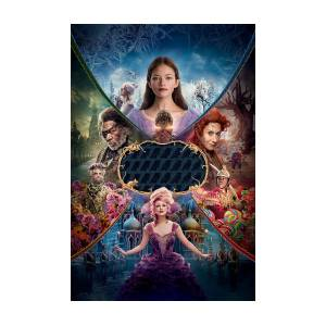 The Nutcracker And The Four Realms 2018 Digital Art By Geek N Rock