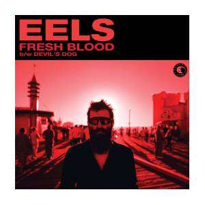 Fresh Blood Single By Eels Digital Art By Music N Film Prints