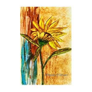 Peek-A-Boo sunflower cards