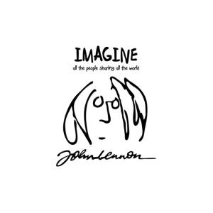John Lennon Signature The Beatles Sticker Firma Autografo Transparent Background Png Clipart Sign Digital Art By Music N Film Prints