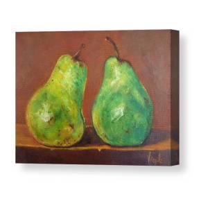 art print fruit peach art on t shirts art fruit print on canvas art acrylic oil painting fruit pear. giclee print