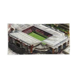 3ec068731 Old Trafford - Manchester United Hand Towel for Sale by Kevin Fletcher