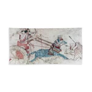 Ancient Rome Slave Market Bath Towel For Sale By Granger
