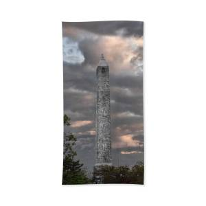 High Point Monument Sussex County New Jersey 2 Beach Towel For Sale By Eleanor Bortnick