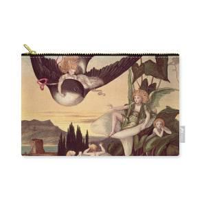Aesop/'s Fables-The Crab /& His Mother-1912 Arthur Rackham  book plate PRINT #4