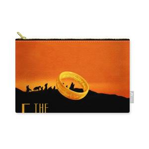 Lord of the Rings Squared Pouch