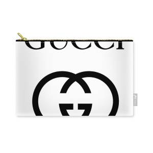 f304b3a7e34 Gucci Symbol Carry-all Pouch for Sale by Edit Voros