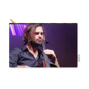 Stjepan Hauser Carry-all Pouch for Sale by James Peterson