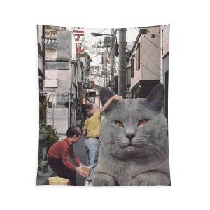 Tokyo Night Tapestry For Sale By Sylvia Paul