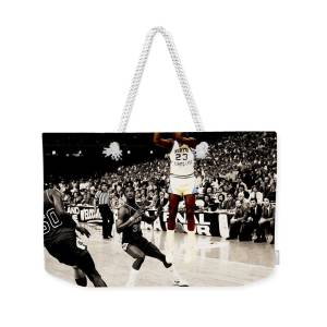 d229f6c7ac98 Air Jordan Unc Last Shot Weekender Tote Bag for Sale by Brian Reaves