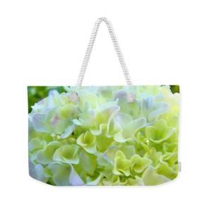 Pastel Flowers Weekender Bag