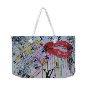 662d13e3c346 Louis Vuitton The Magnificent Seven 3 Weekender Tote Bag for Sale by To-Tam  Gerwe