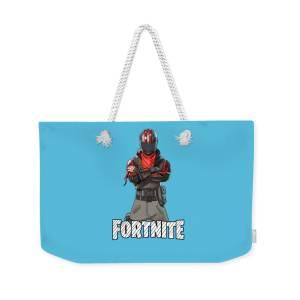 Fortnite Llama Pinata Weekender Tote Bag For Sale By Nabil El Masni