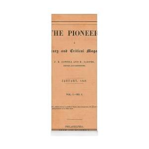 Pioneer. - A literary magazine