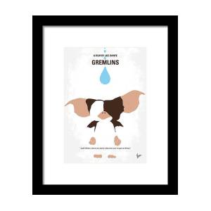 f2e8d387193f No285 My Three Amigos Minimal Movie Poster Framed Print by Chungkong Art