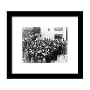 Paramount Studios 1937 Framed Print by Sad Hill - Bizarre