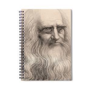 LEONARDO Da Vinci. The Vitruvian Man. Naked. CIRCLE. C