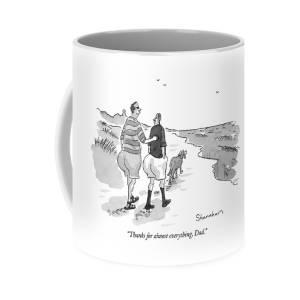 Number Three Coffee Mug for Sale by Tom Cheney