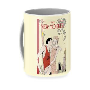 A Man Sits Tied Up In His Underwear On The Bed Coffee Mug for Sale ... ae8867c0c