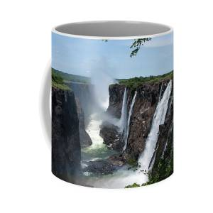 Victoria Falls Coffee Mug For Sale By Aidan Moran