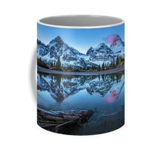 Pathway To The Mountains Coffee Mug For Sale By Inge Johnsson