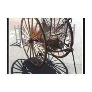Wagon Wheels Greeting Card For Sale By Gail Matthews