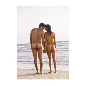 Couple nude beach A Naked