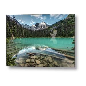Natural Beautiful British Columbia Metal Print By Pierre Leclerc Photography