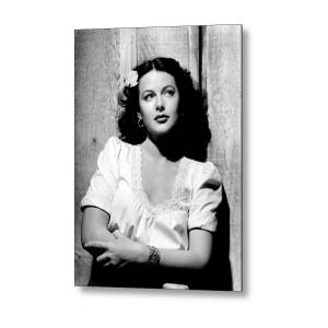 1941 Movie Film Actress HEDY LAMARR Glossy 8x10 Photo /'Ziegfeld Girl/' Print