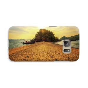 Beach On The Koh Hong Island In Thailand 2 Galaxy S7 Case