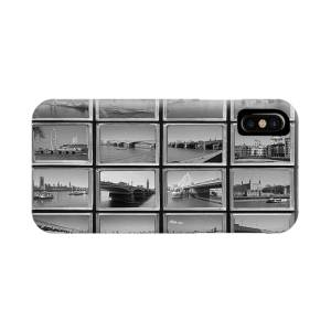 London Skyline Big Ben Iphone X Case For Sale By David French