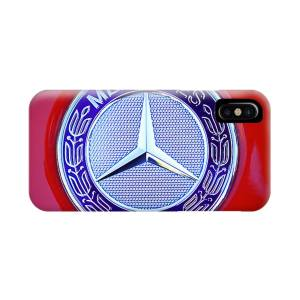Mercedes-Benz AMG Cover iPhone X/XS - Nera