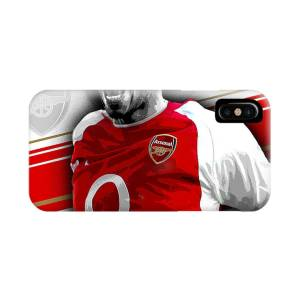Aaron Ramsey Arsenal Print Iphone X Case For Sale By Pro Prints