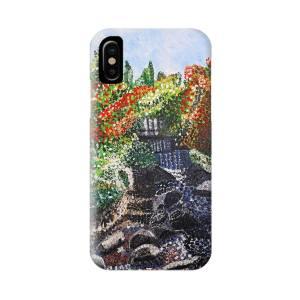 Tete Dor Park Lyon France Iphone X Case For Sale By Valerie