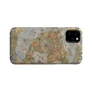Vintage Map of The World (1897) iPhone 11 case