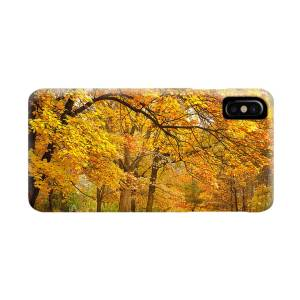 Fall Doodle Wallpaper Autumn Seamless Iphone Xs Max Case