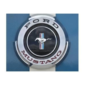 CARROLL SHELBY COBRA GT350 GT500 VINTAGE LOGO DESK CLOCK PAPERWEIGHT